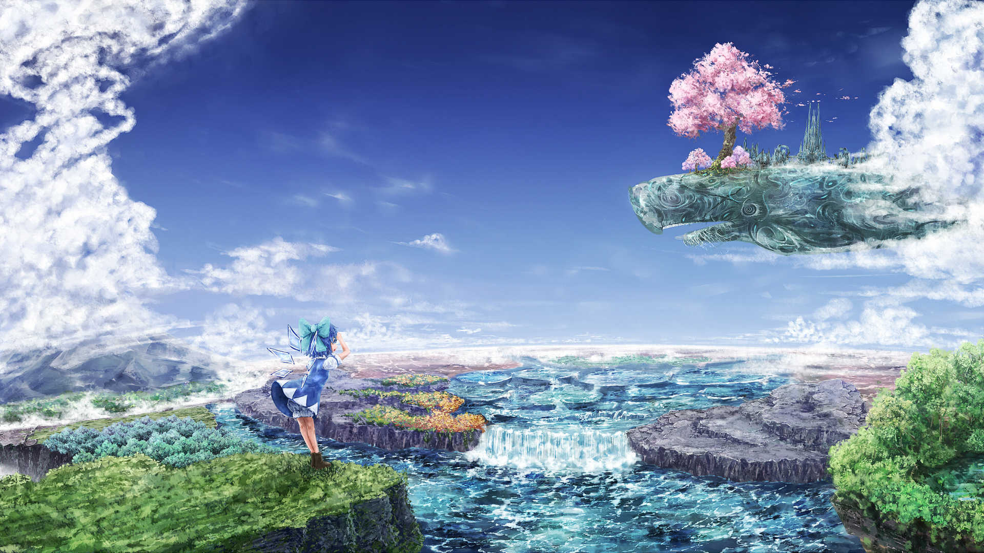 Hata No Kokoro Touhou Wallpaper Anime Wallpaper Project