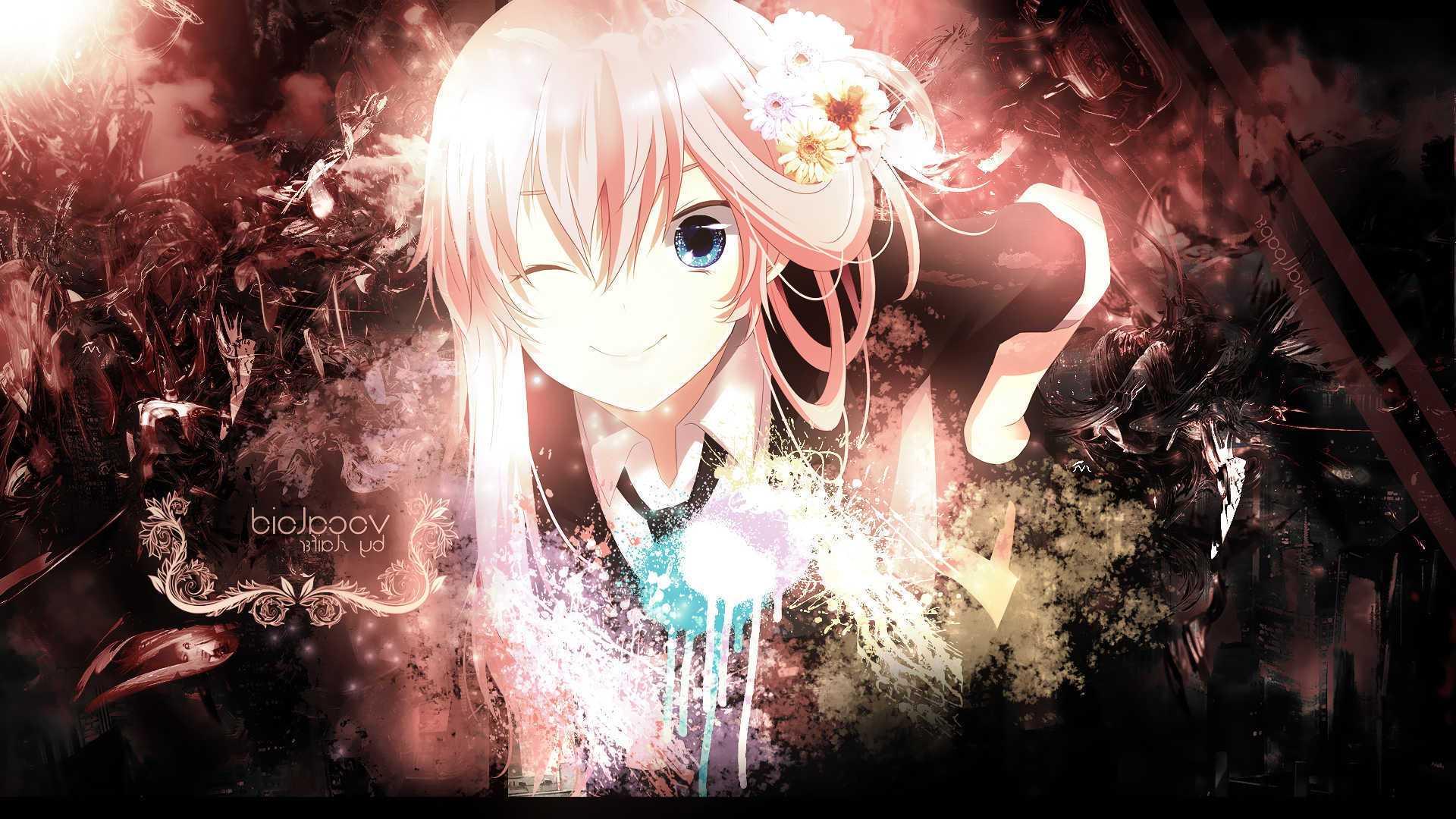 Hatsune Miku In A City Vocaloid Wallpaper Spooky