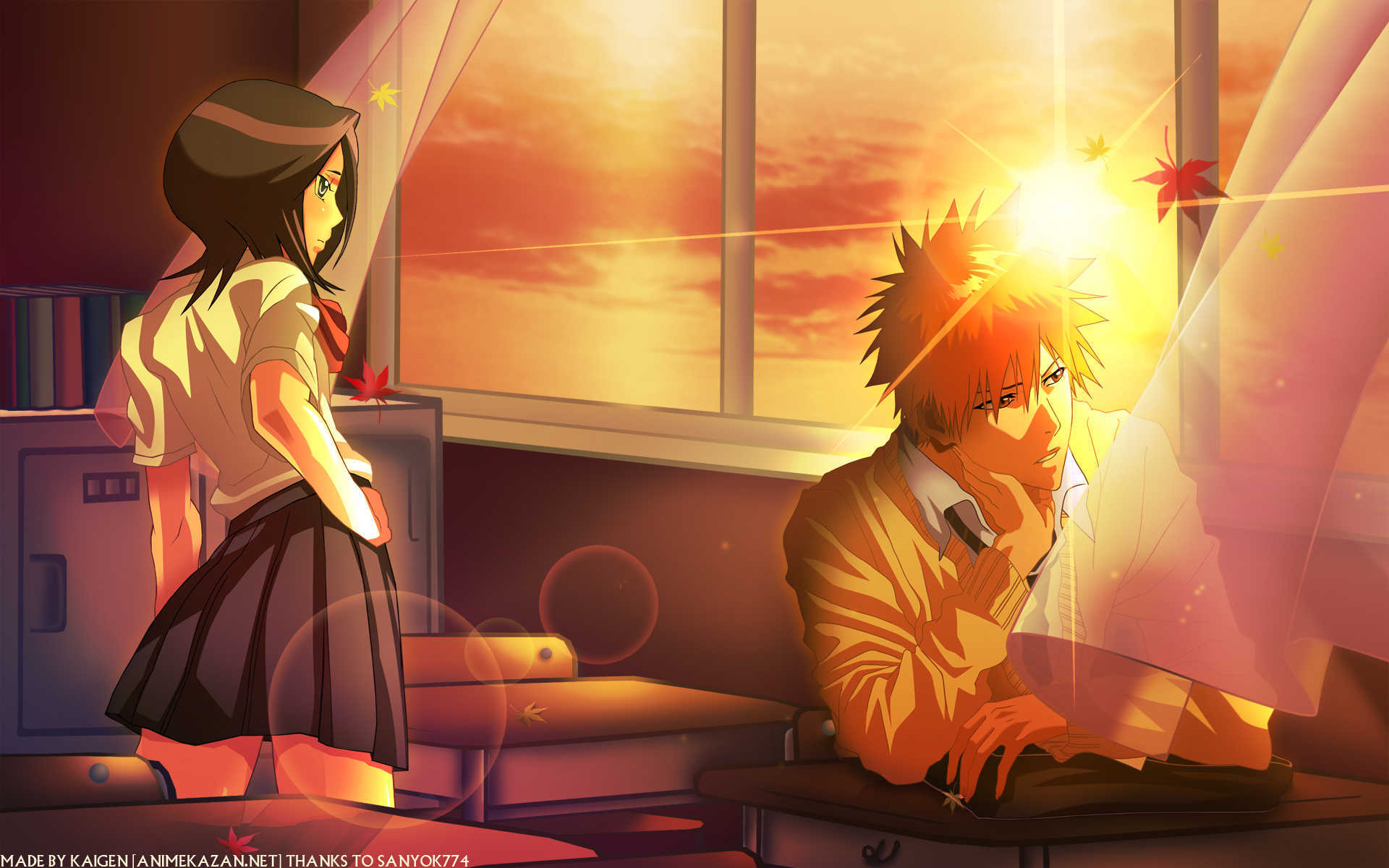 Hd Bleach Hd Wallpaper Background Image And