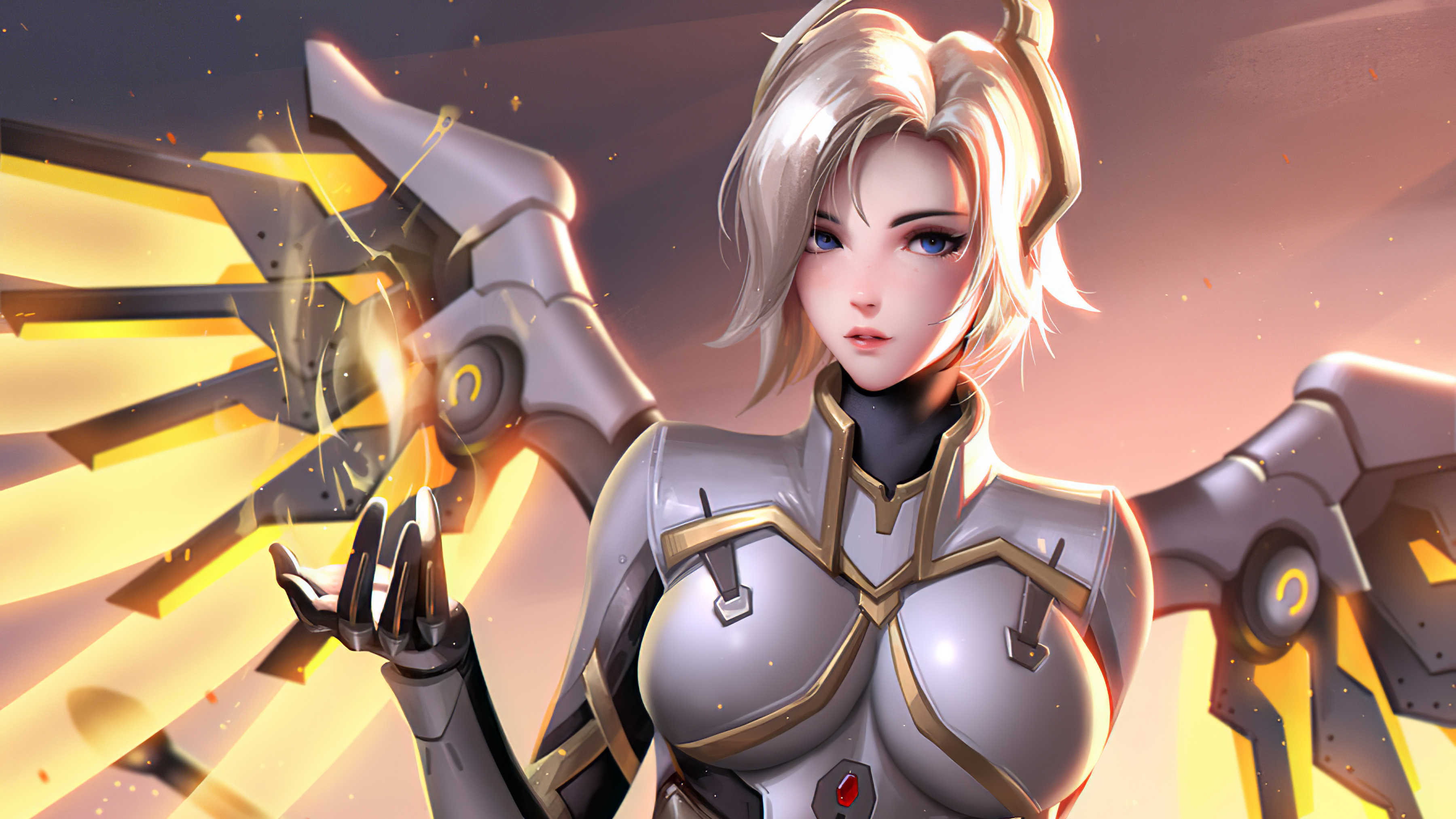 Here's Some Badass Overwatch For Your 'puter Screens Wallpaper