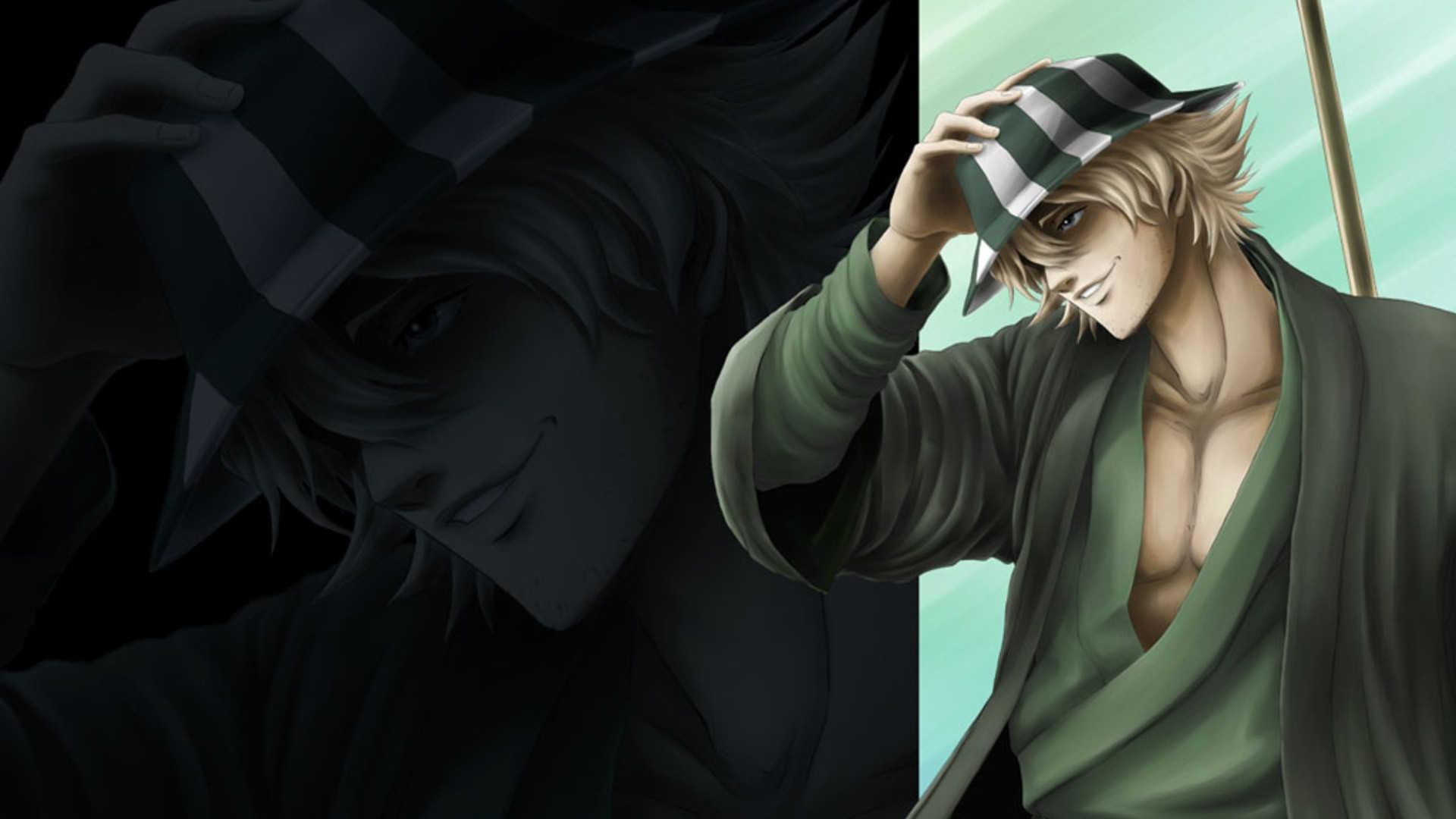 Ichigo Kurosaki Bleach Shinigami Anime Hd Background Wallpaper Art