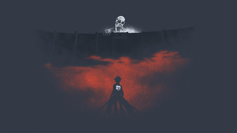 Image Eren Jaeger Attack Titan Shingeki No Kyojin Wallpaper Hd On