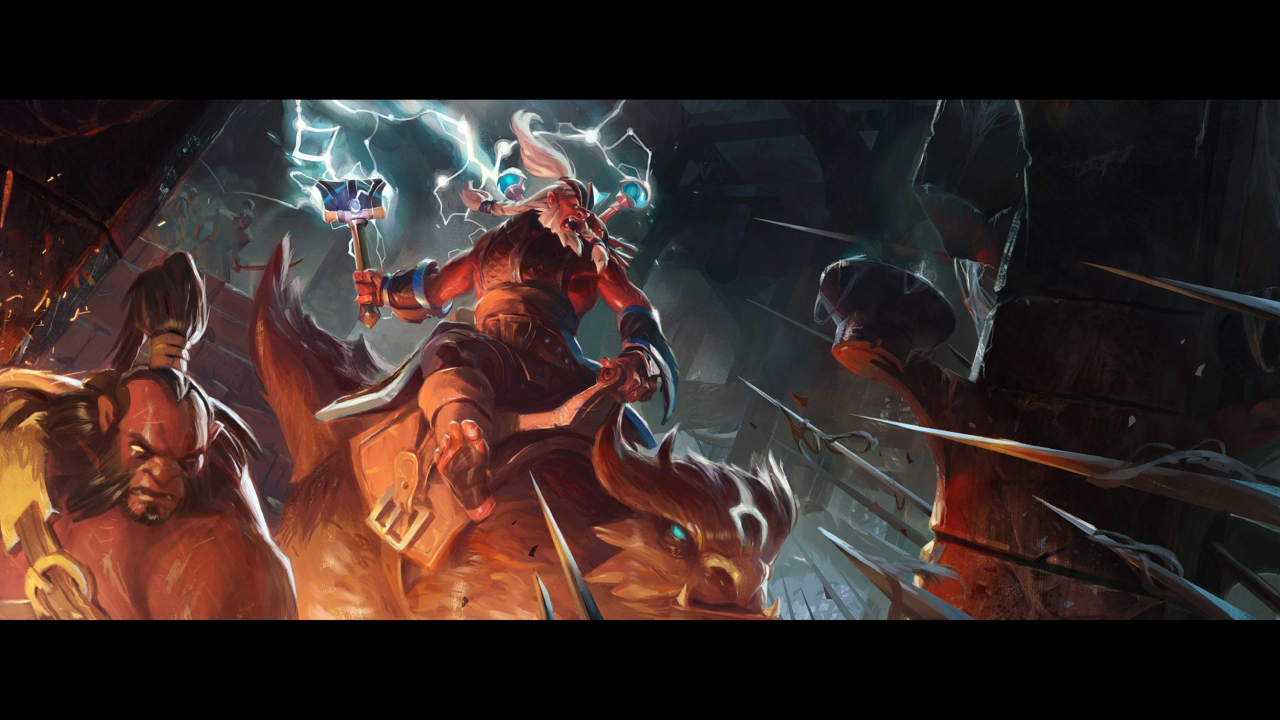 Juggernaut Dota 2 Hd Games 4k Wallpaper Image Background Photo And Picture 4k