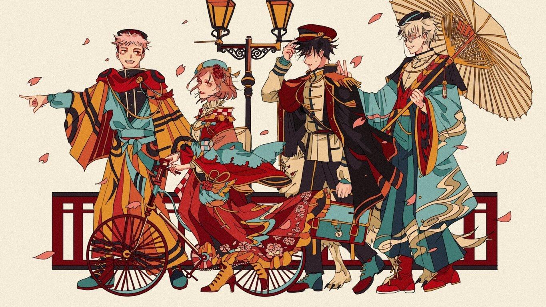 Jujutsu Kaisen Wallpaper Anime Anime Art Jujutsu Hd Wallpaper