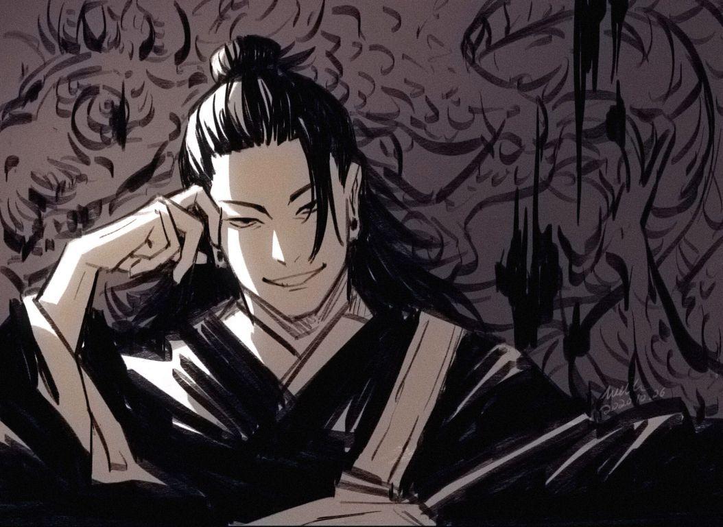Jujutsu Kaisen Wallpaper Anime Anime Art Jujutsu Wallpaper