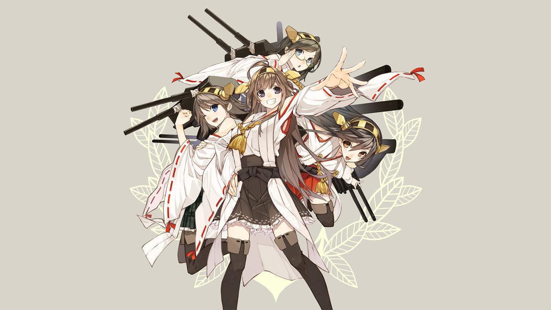 Kantai Collection Wallpaper Hd Desktop Backgroun For