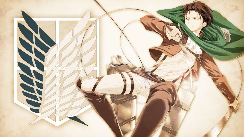 Krista Lenz Attack On Wallpaper Anime Wallpaper Titan