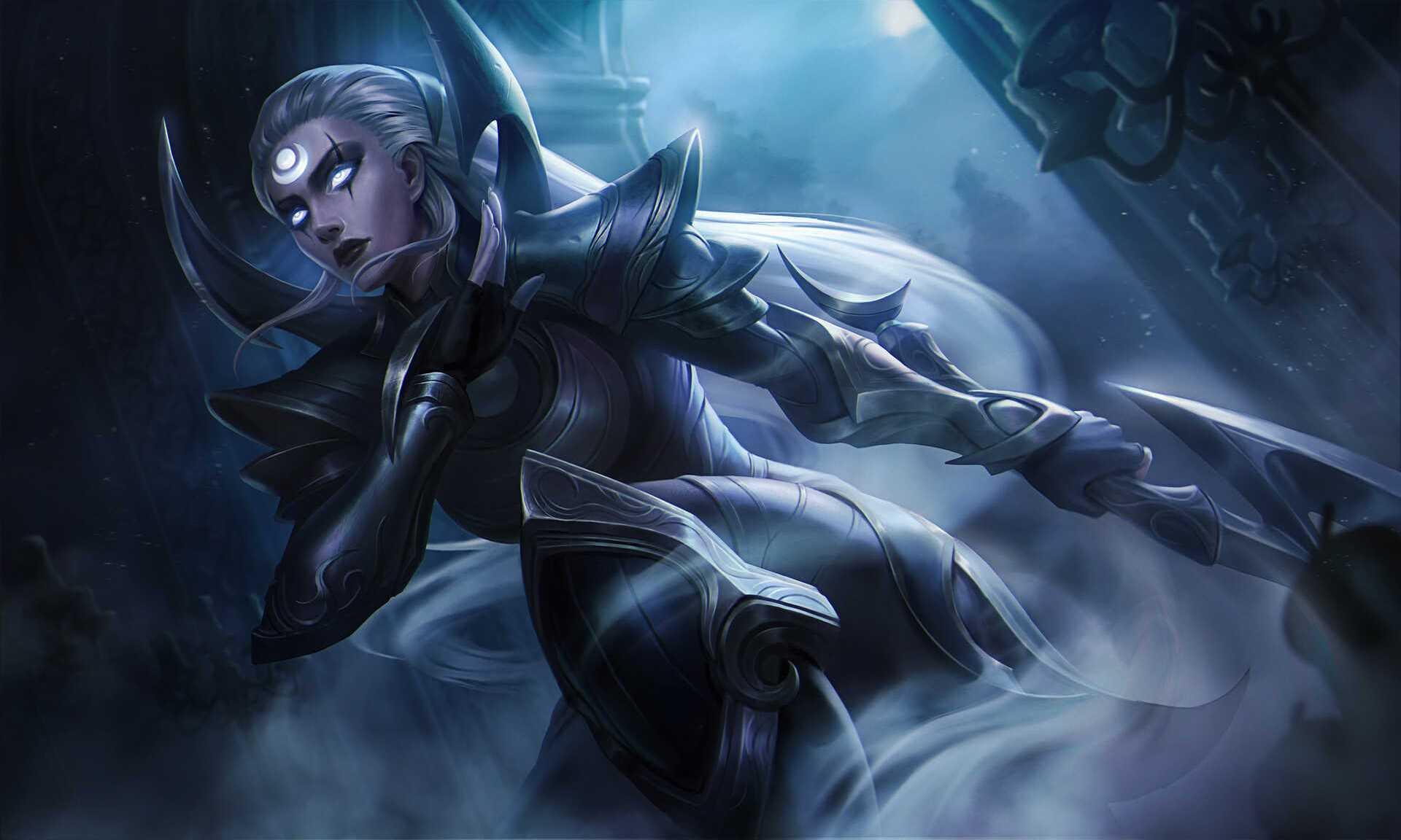 League Of Legends Diana Wallpaper