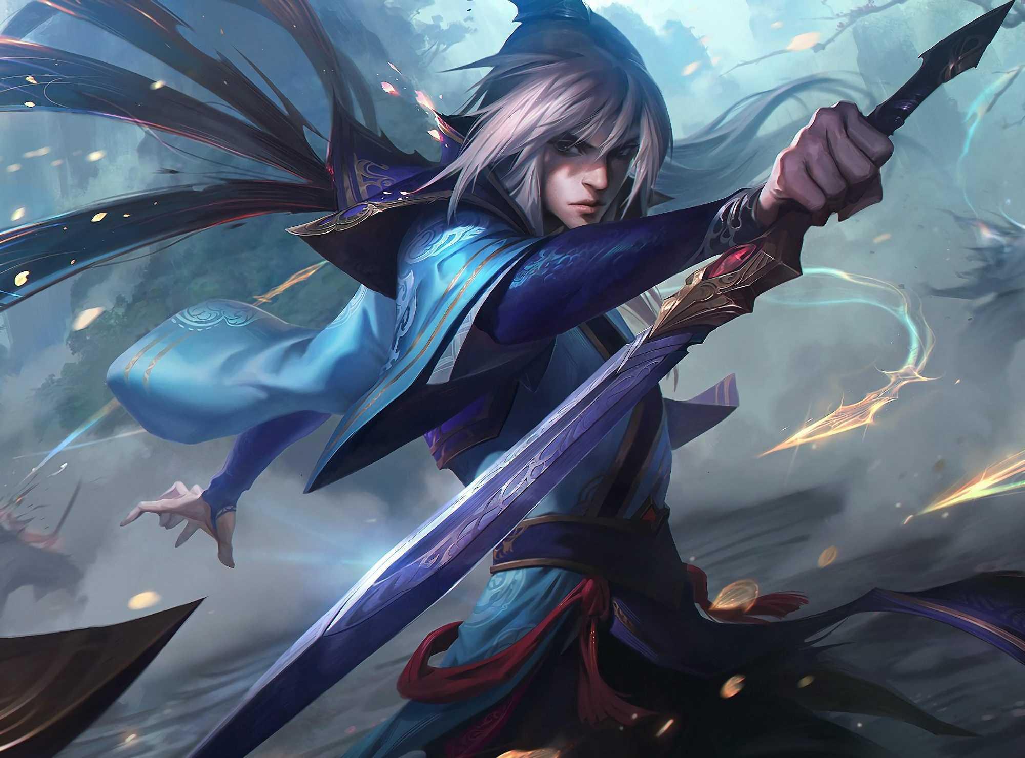League Of Legends Hd Desktop Wallpaper Talon