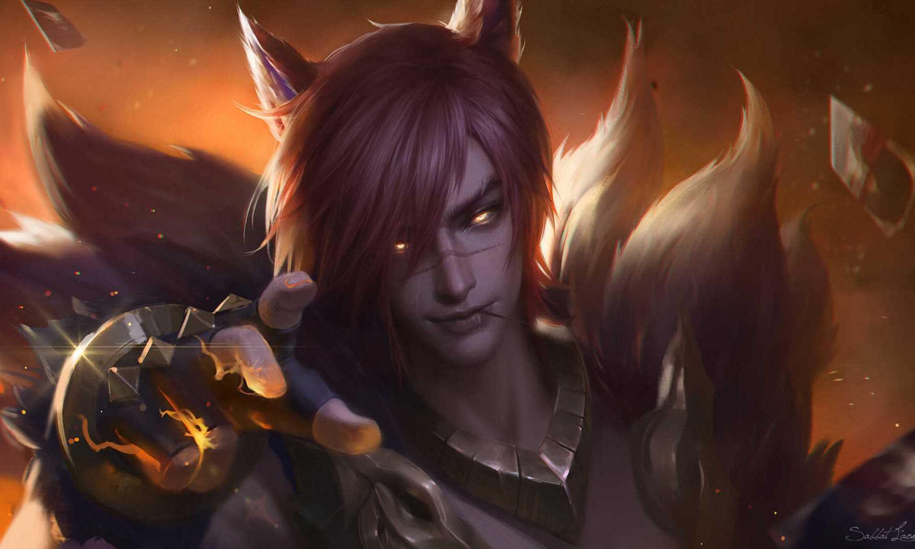 League Of Legends Sett Fan Wallpaper Hd For Desktop Background Art