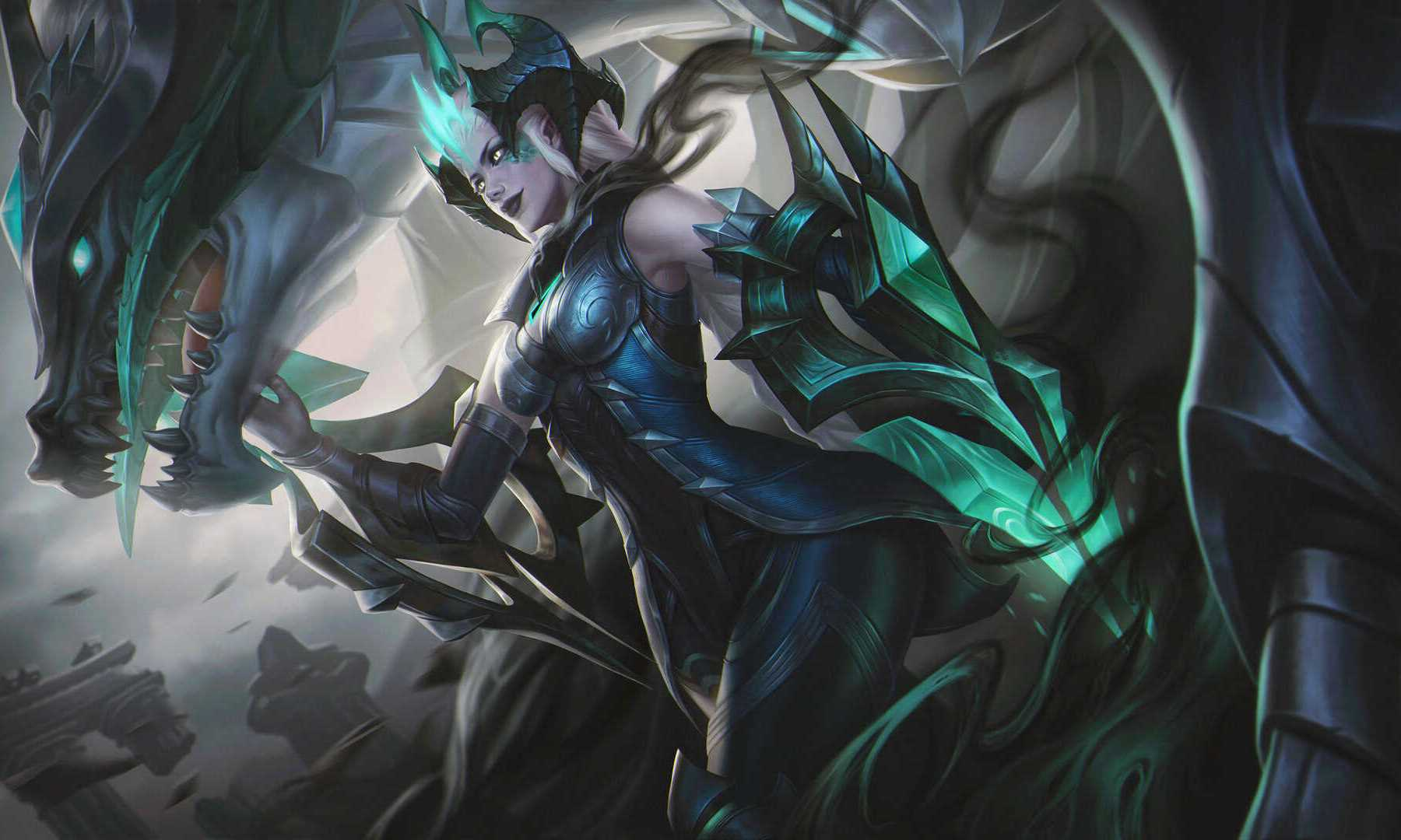 League Of Legends Shyvana Hd 4k Wallpaper, Image, Photo And Background Games