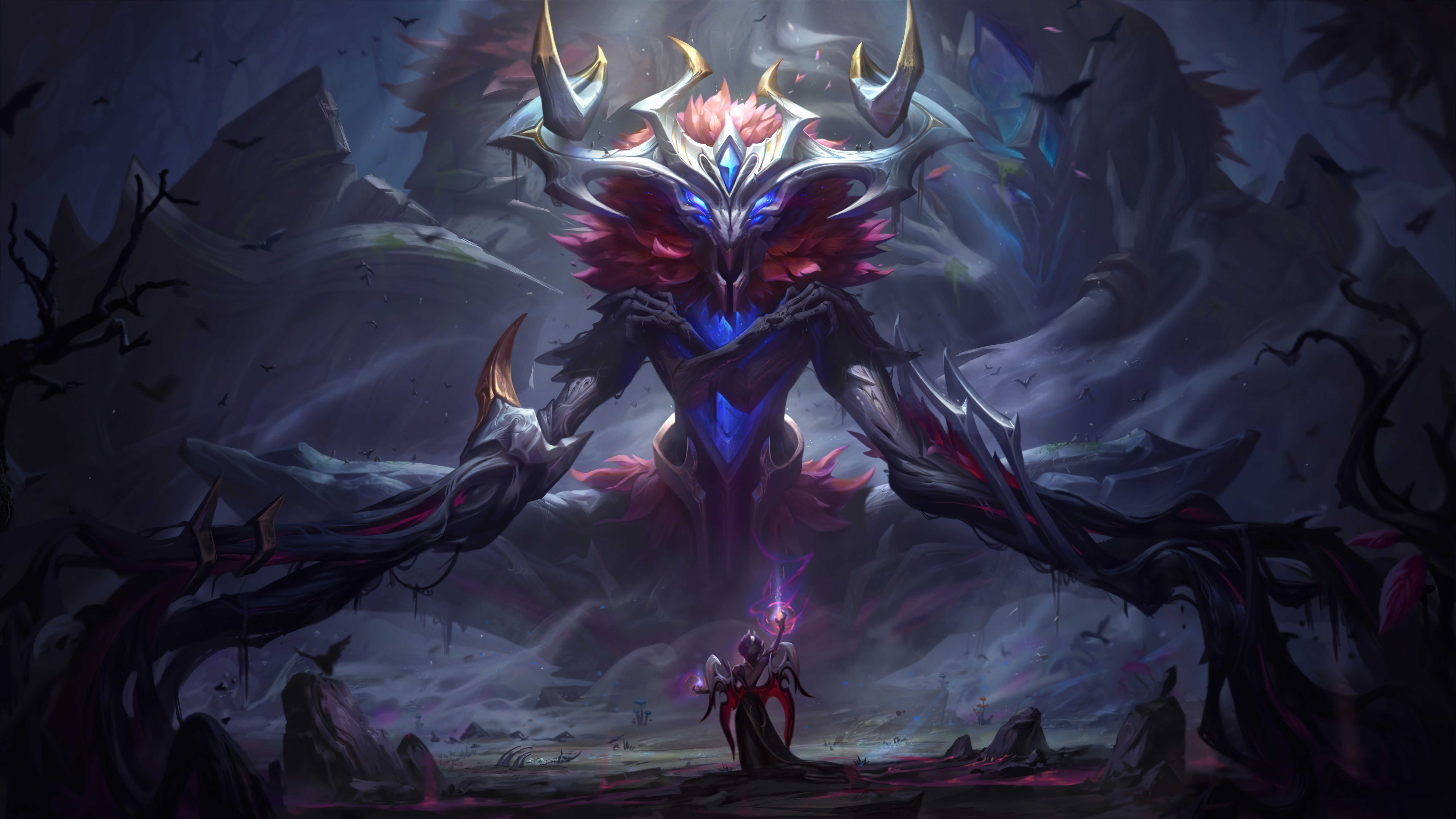 League Of Legends Wallpaper Iverngame