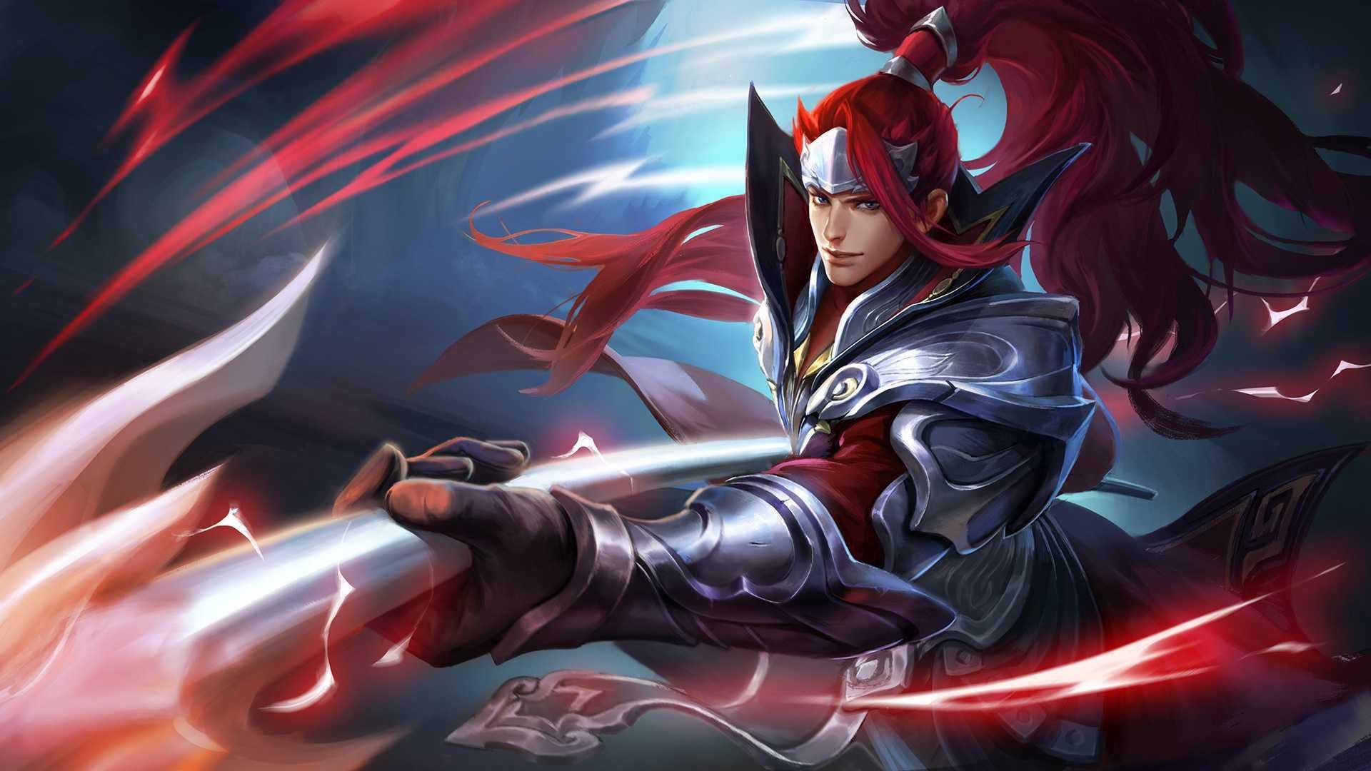 League Of Legends Wallpaper Warrior