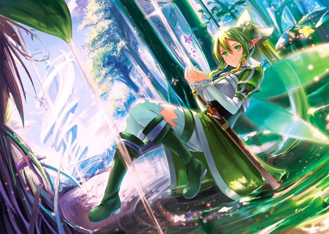 Live Anime Wallpaper Sword Art Online At our parting