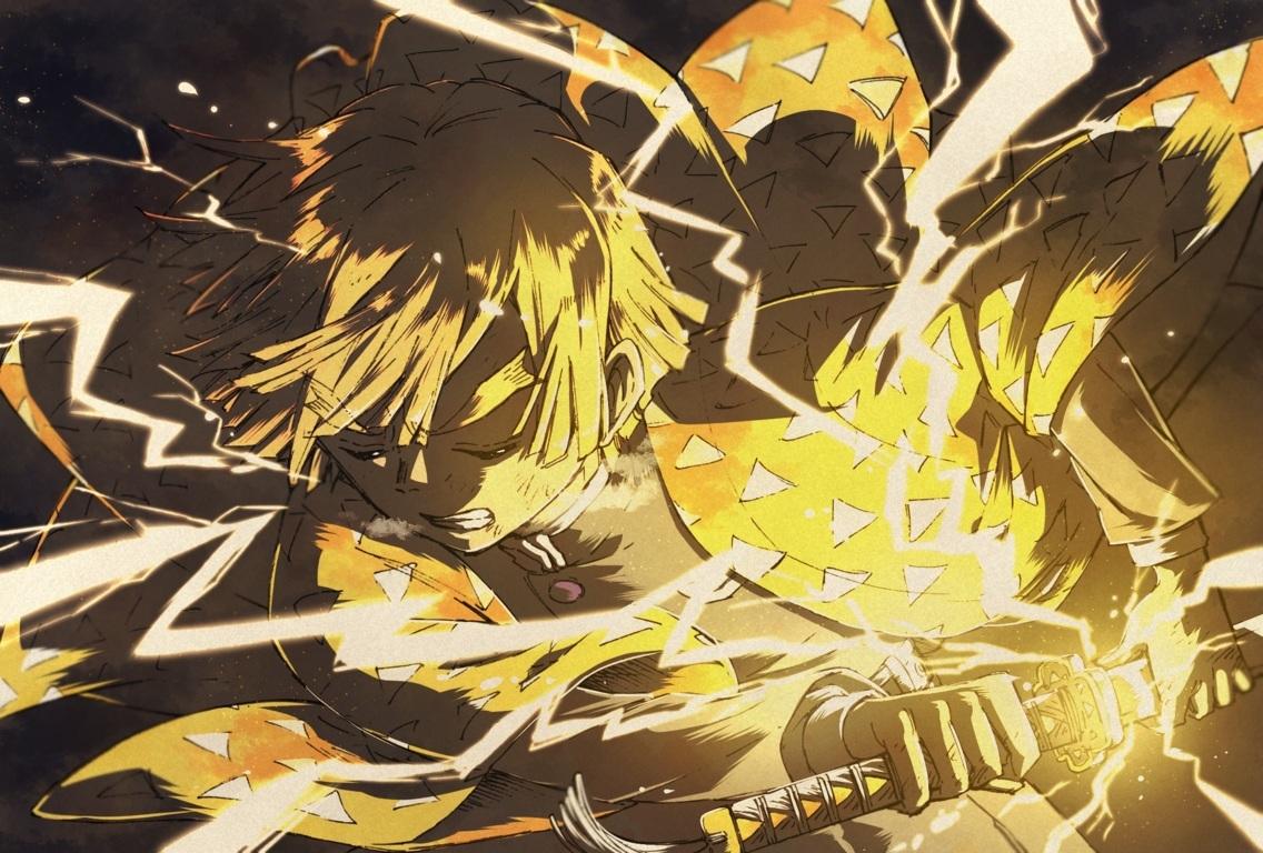 Lockscreen Wallpaper From No Yaiba Demon Slayer Kimetsu