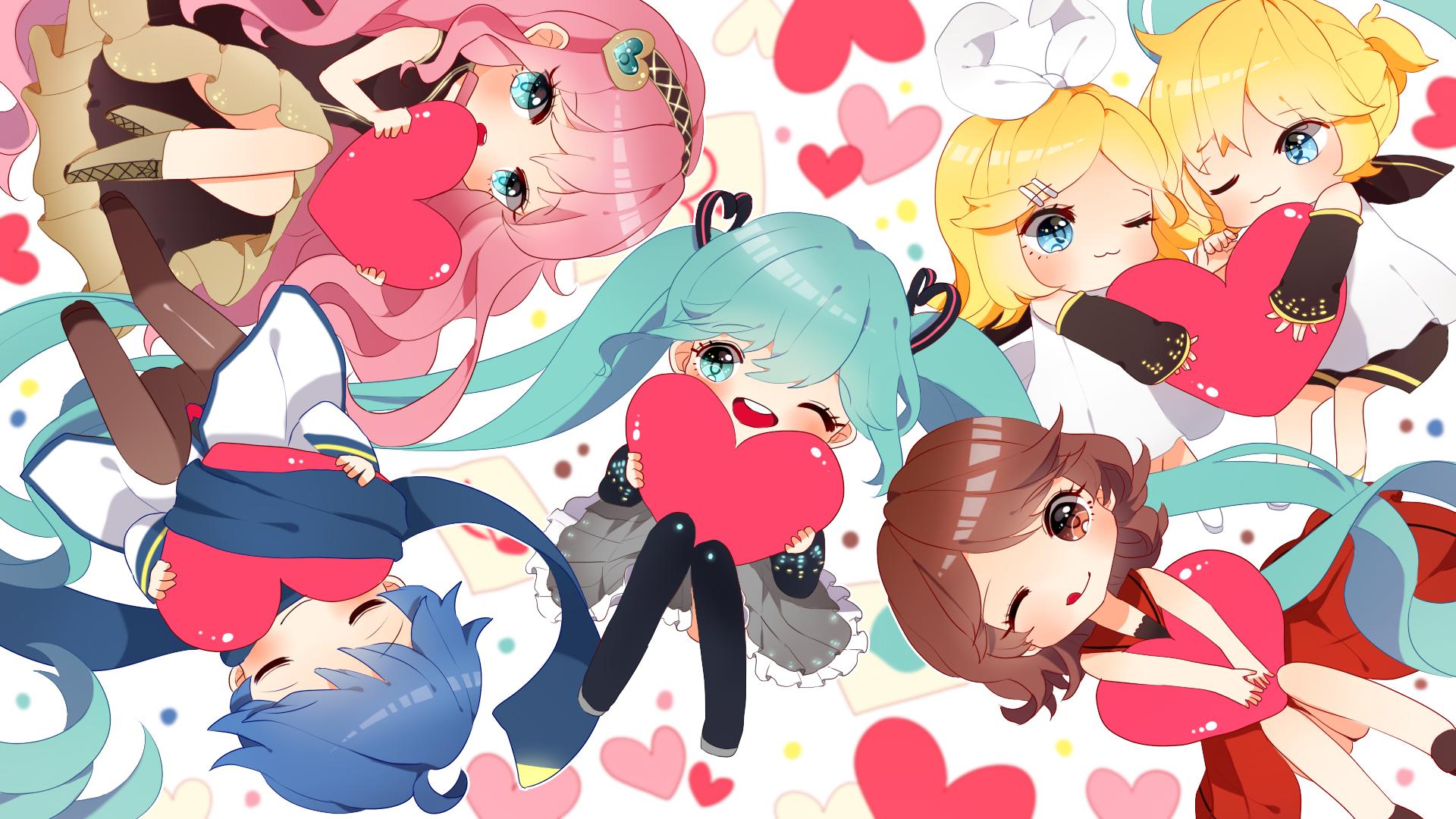 Love Is War Vocaloid Wallpaper Hd