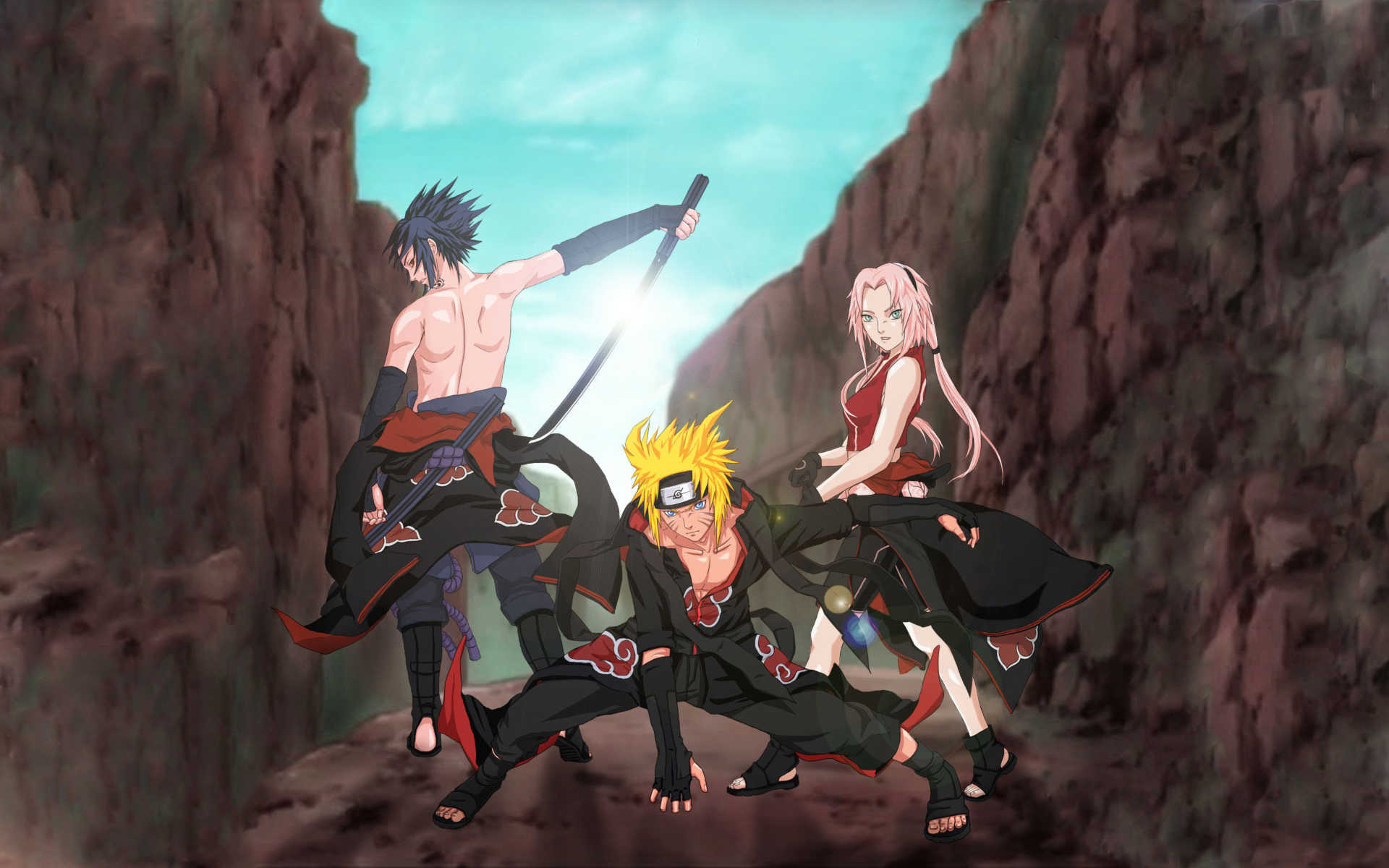 Naruto Hd Wallpaper Background Wallpaper