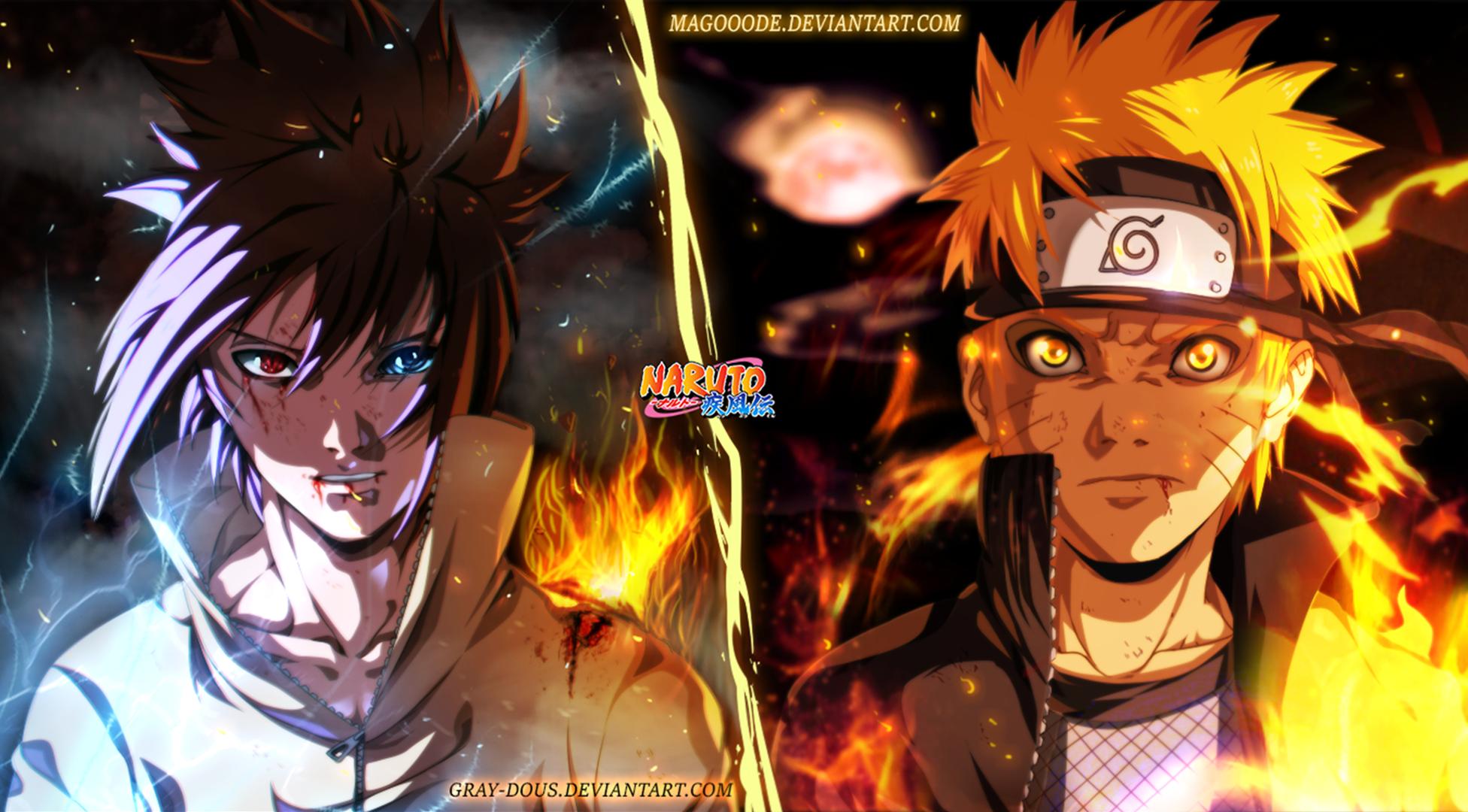 Naruto Namikaze Wallpapers