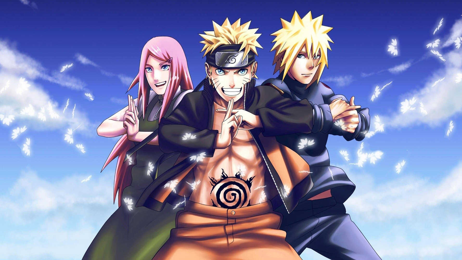 Naruto Wallpaper High Definition Hd Wallpaper Background Naruto