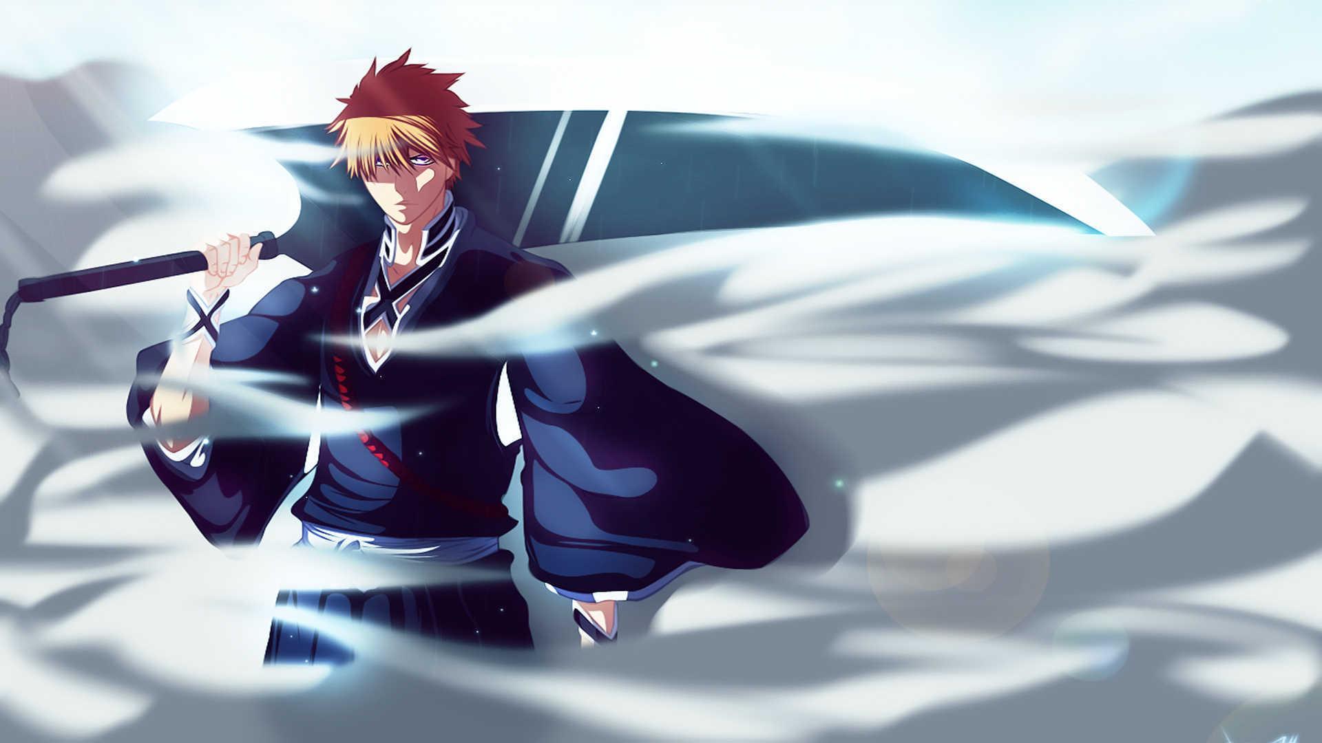 Nice Bleach Anime Wallpaper Anime Bleach
