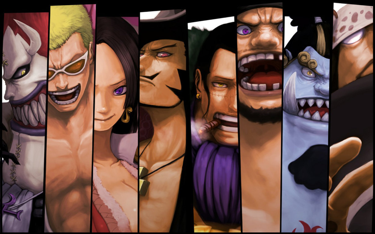 One Piece Wallpaper In Quality Richie Soules Download For Free High