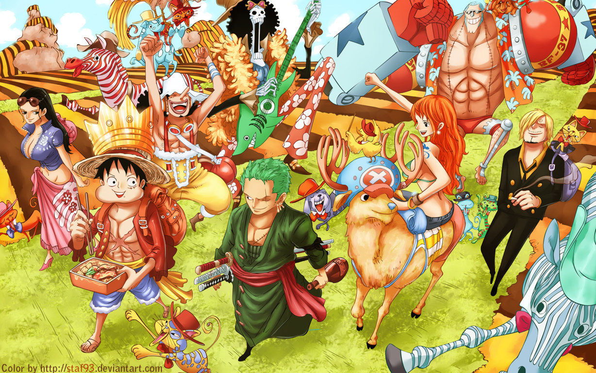 One Piece Wallpaper Tablet Free For Download Hd Wallpaper Hd