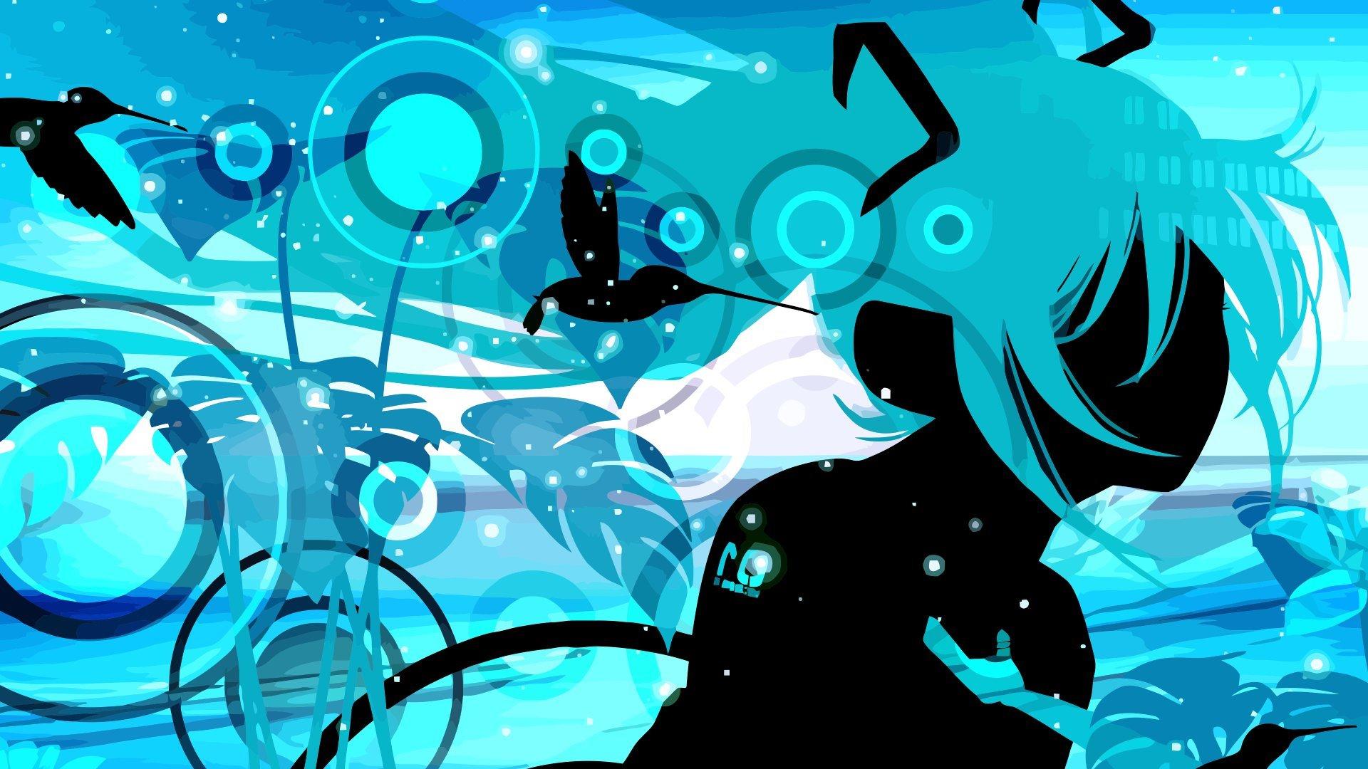 Orange Vocaloid Wallpaper Hd