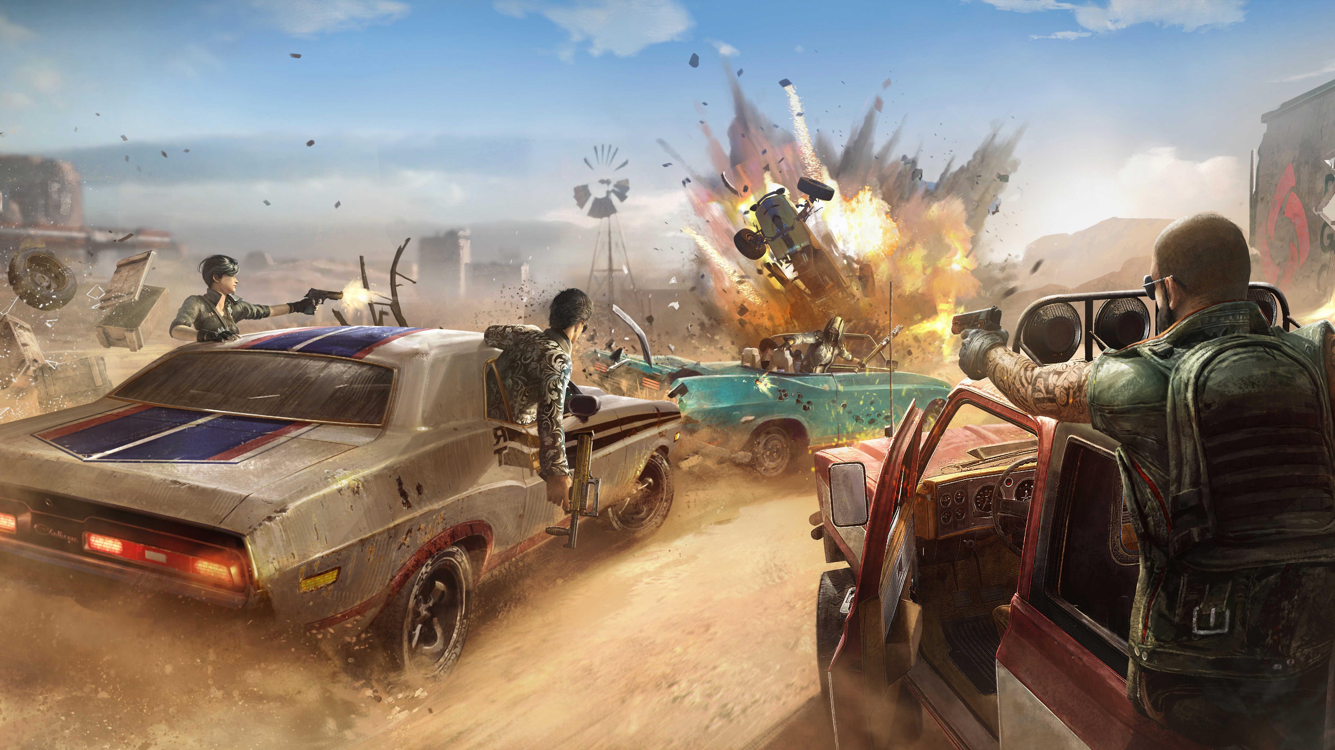 Playerunknowns Battlegrounds 4k Mobile Hd Wallpapers