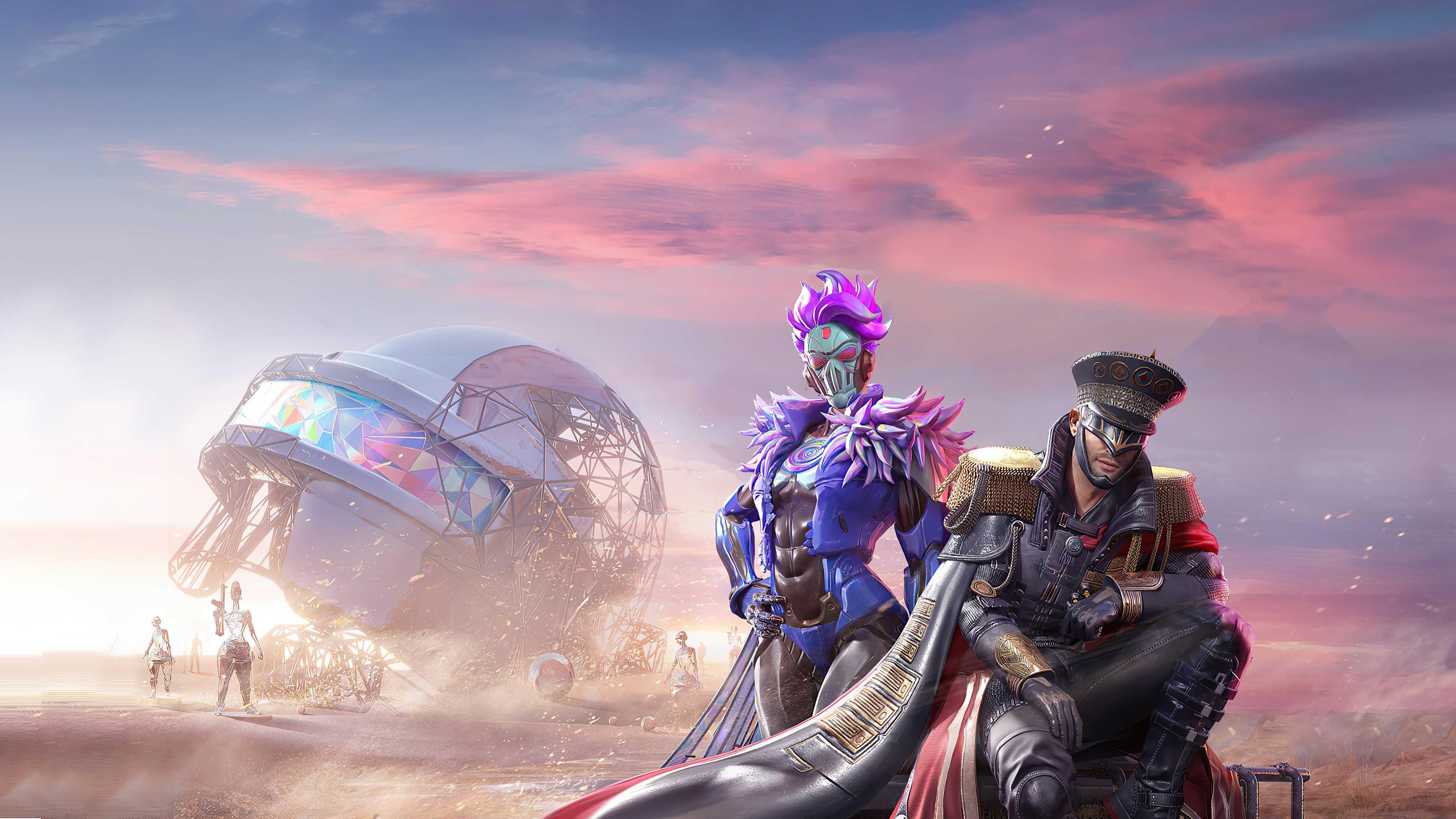 Playerunknowns Battlegrounds 4k Wallpaper Photo