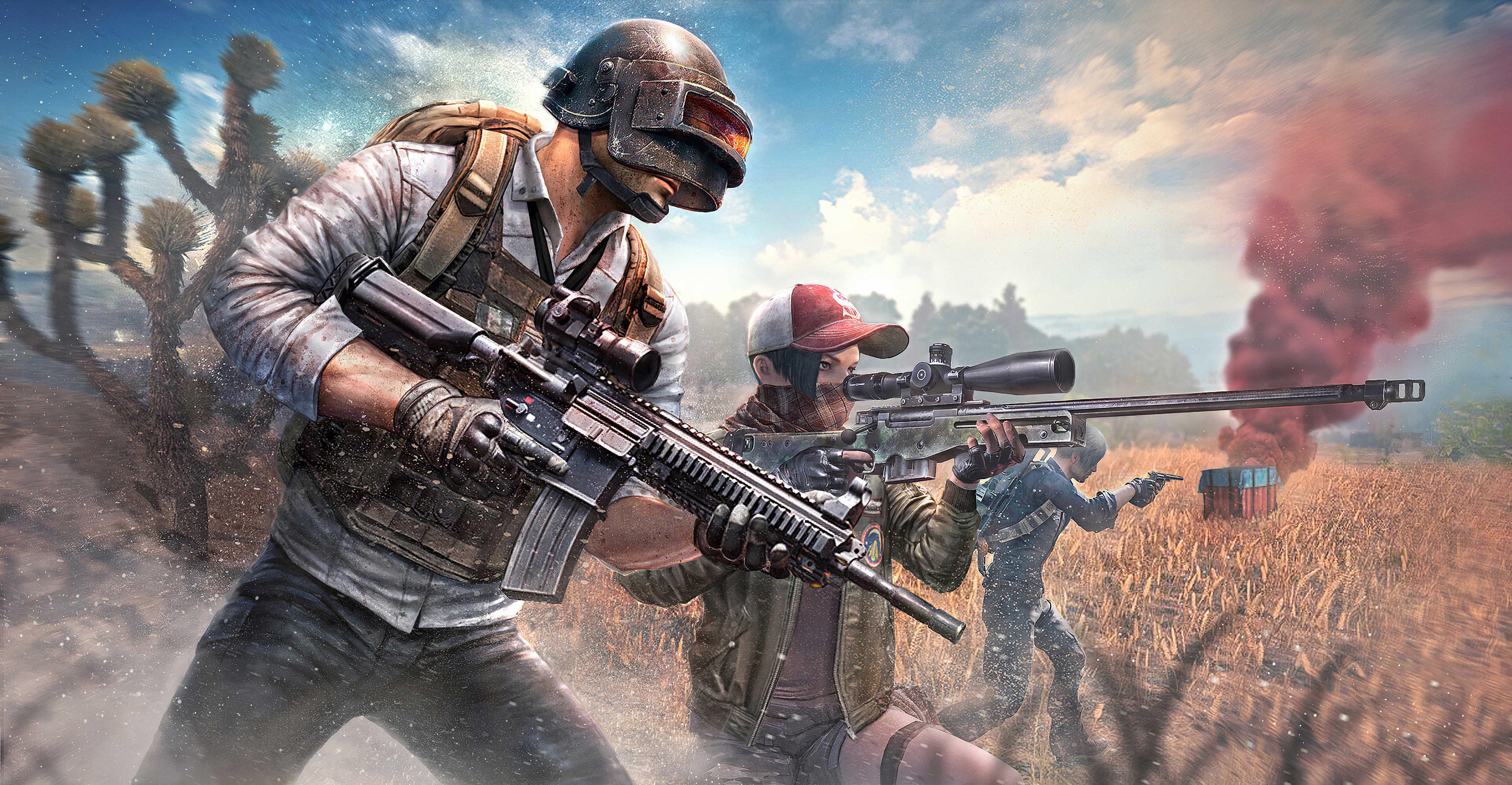 Playerunknowns Battlegrounds Hd 4k Wallpapers Games