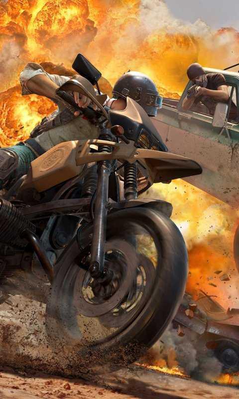 Playerunknown's Bike Battlegrounds