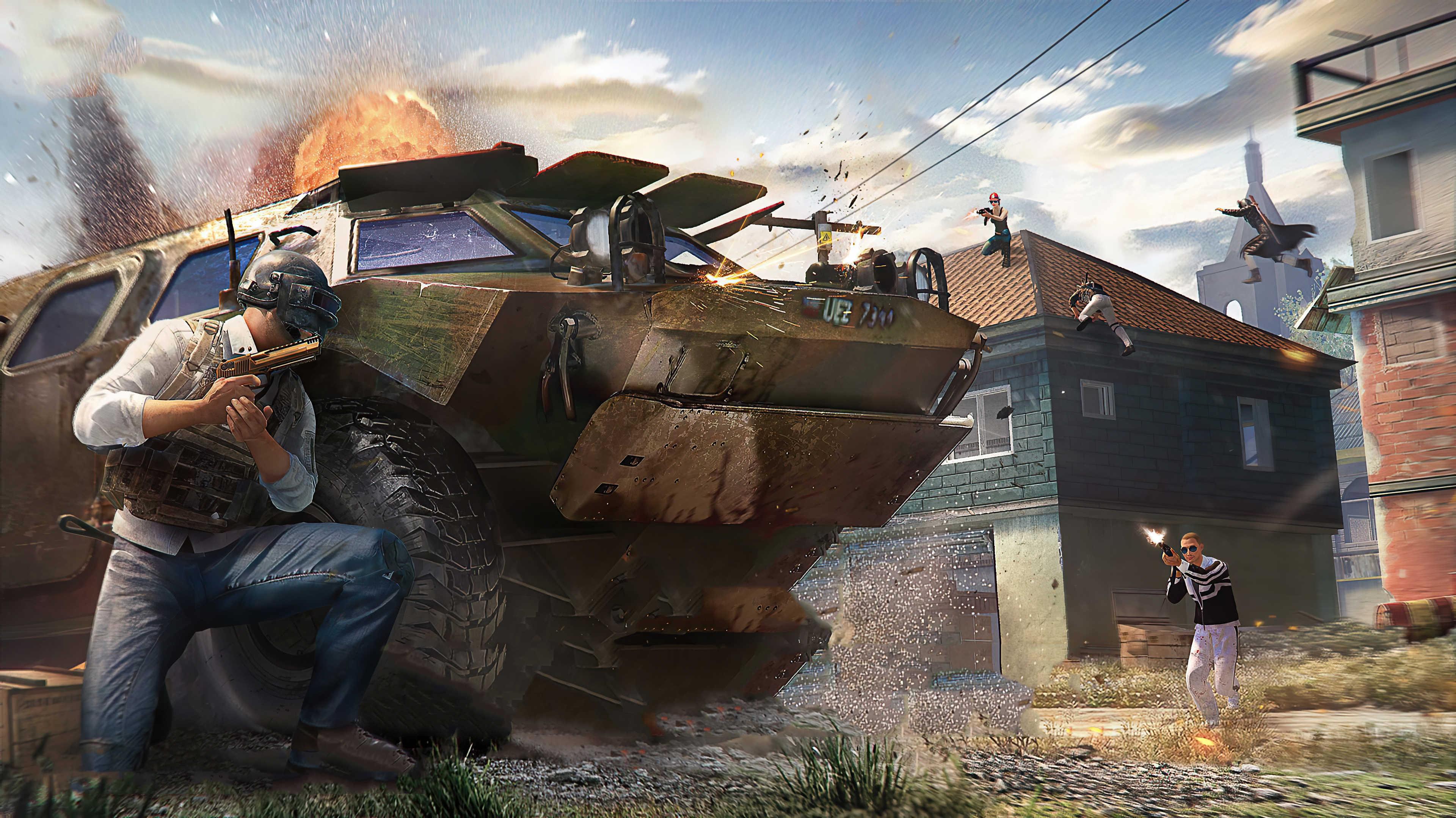 Pubg Playerunknown's Battlegrounds Video Game