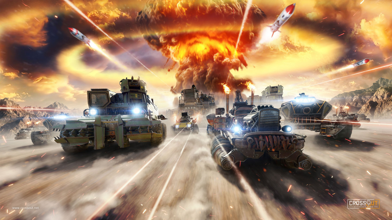 Return Of The Founders Crossout Hd On