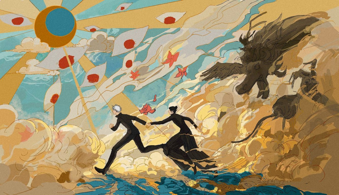 Satoru Gojo Jujutsu Kaisen Hd Anime 4k Wallpaper Image Photo And Background Wallpaper