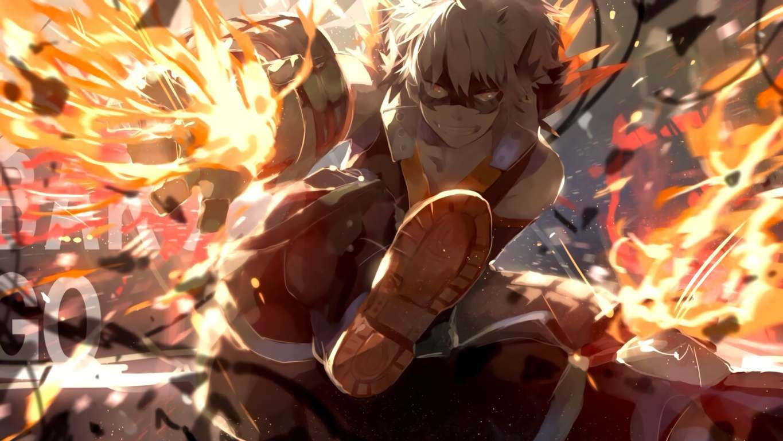 Shouto Todoroki My Hero 4k Academia