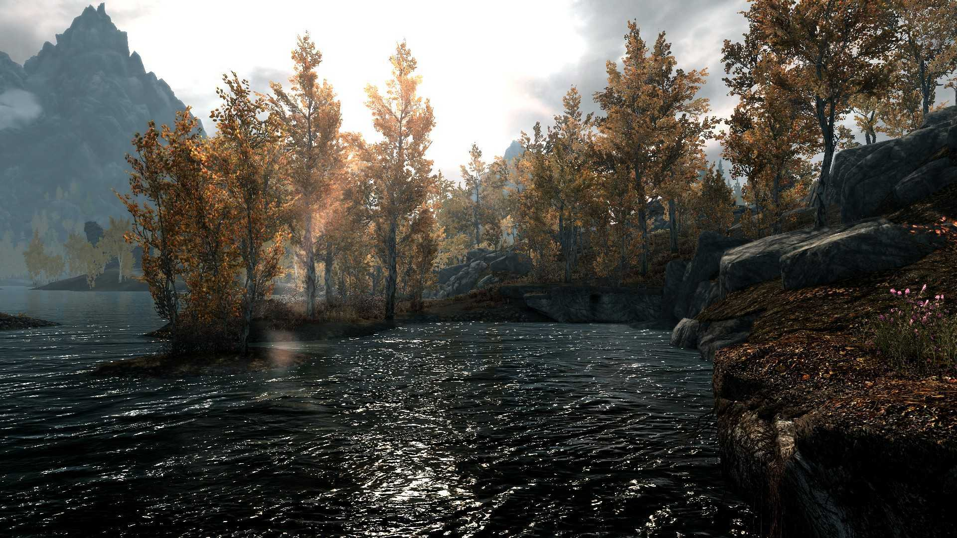 Skyrim Hd Wallpaper And Background