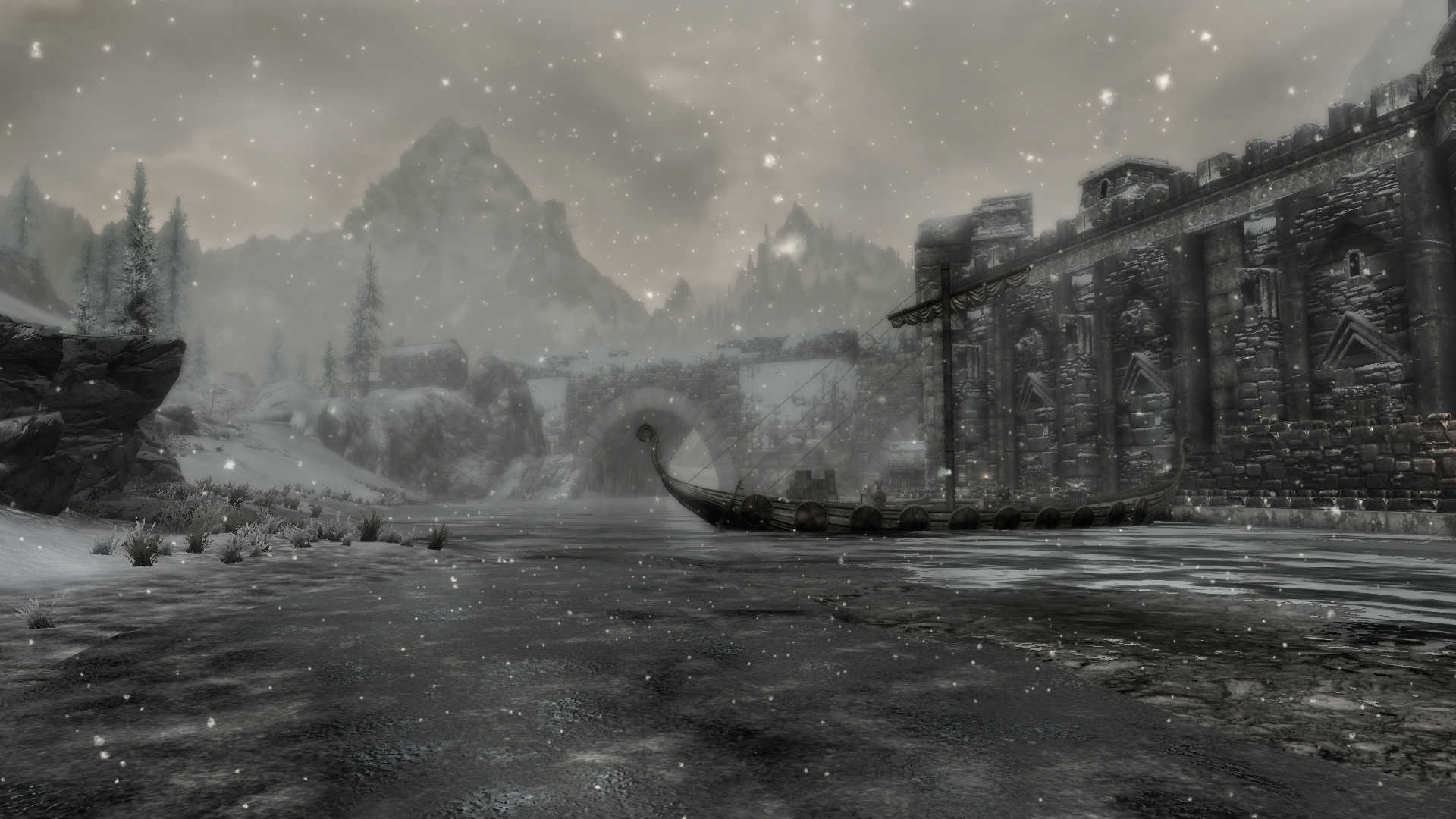 Skyrim Hd Wallpaper And Image Background