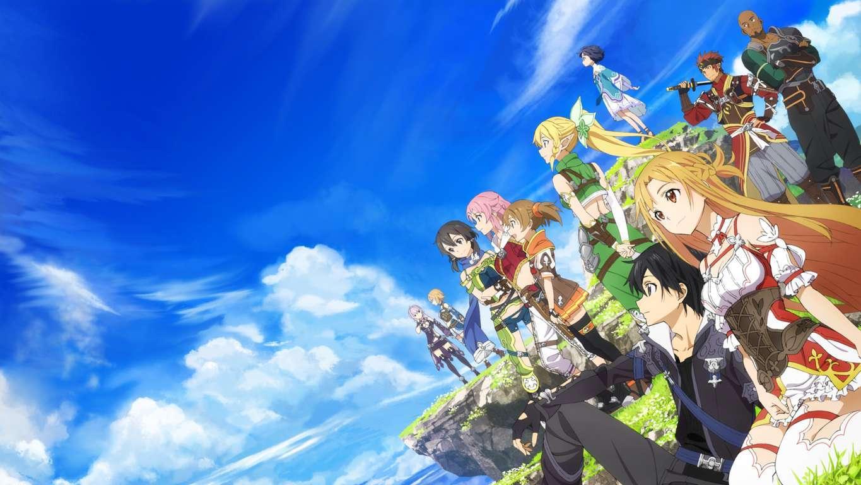 Sword Art HD Games 4k Wallpaper Image Background Photo
