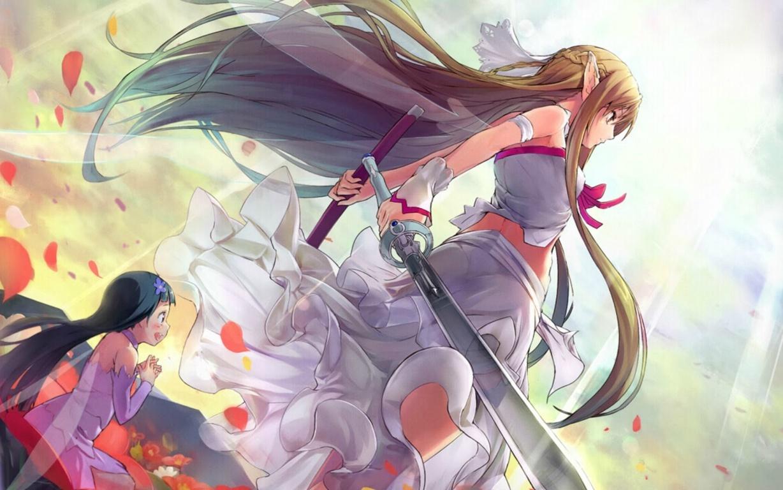 Sword Art Online Wallpaper Attempt