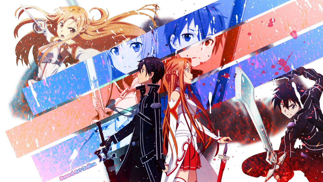 Sword Art Online Wallpaper High Quality HD The Gallery For Kirito Of