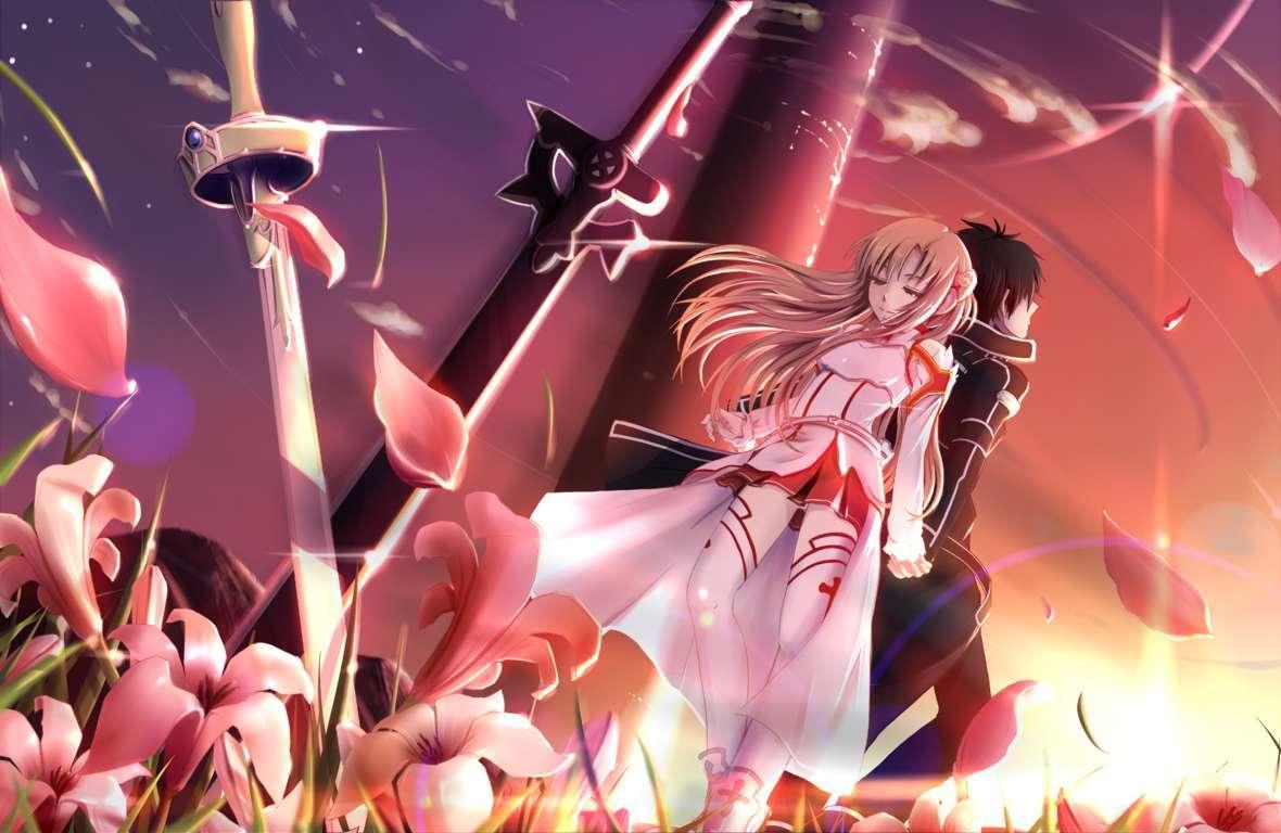 Sword Art Online Wallpaper High Quality
