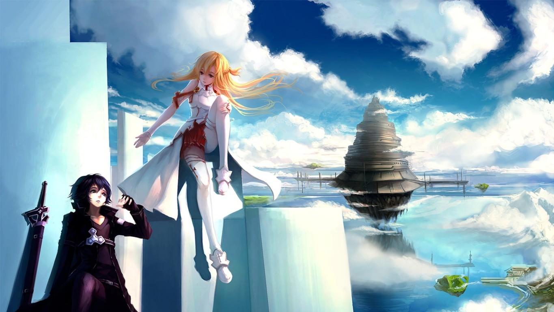 Sword Art Online Wallpaper and Background Image Wallpaper