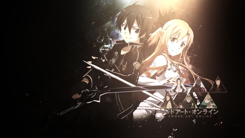 Sword Art Online iPhone Wallpaper HD