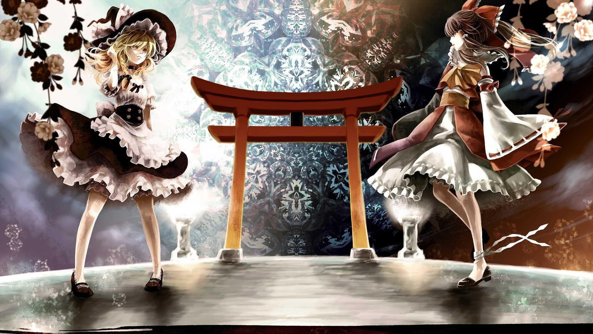 Touhou Animated Wallpaper Hd