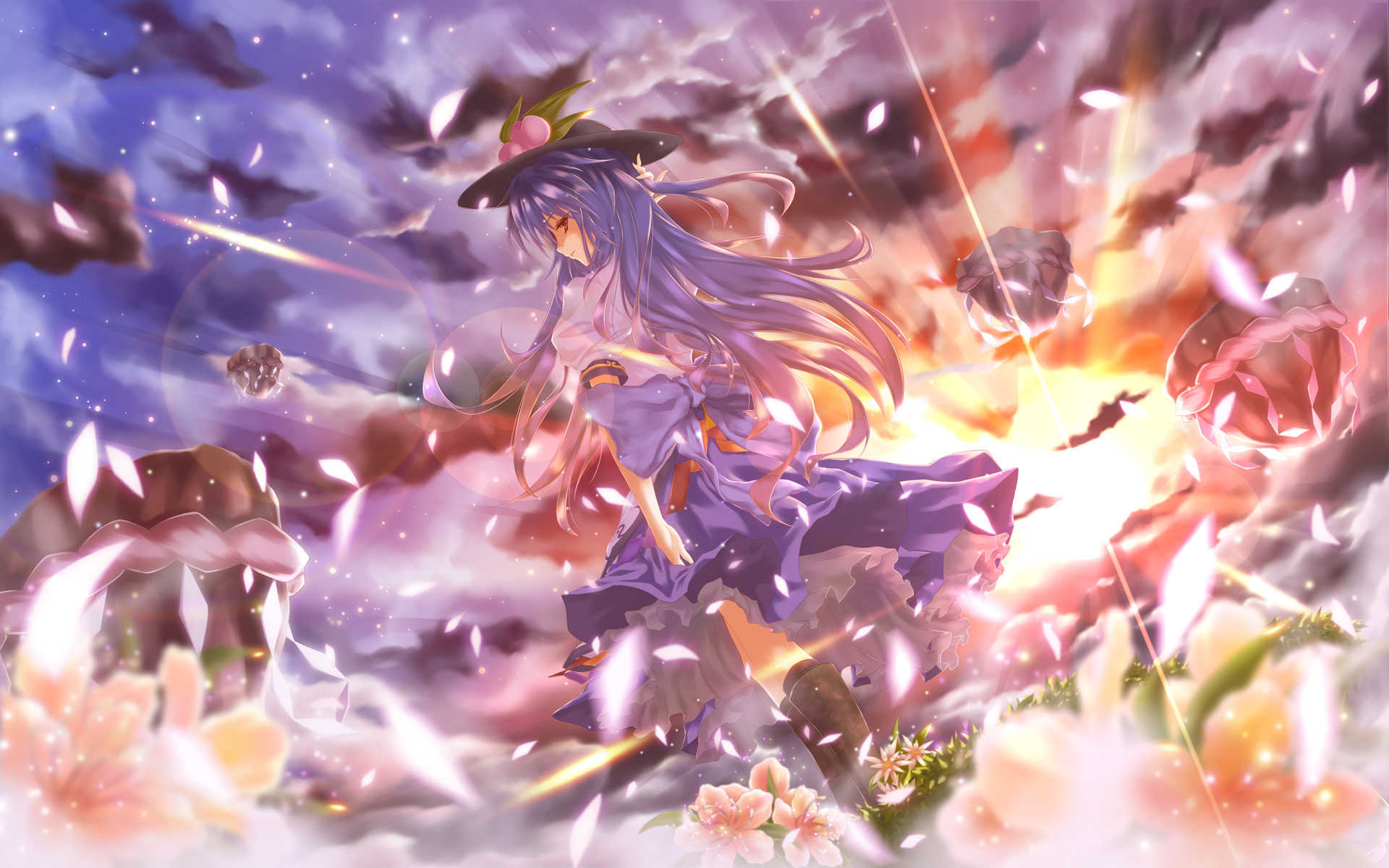 Touhou Hd Wallpaper And Background