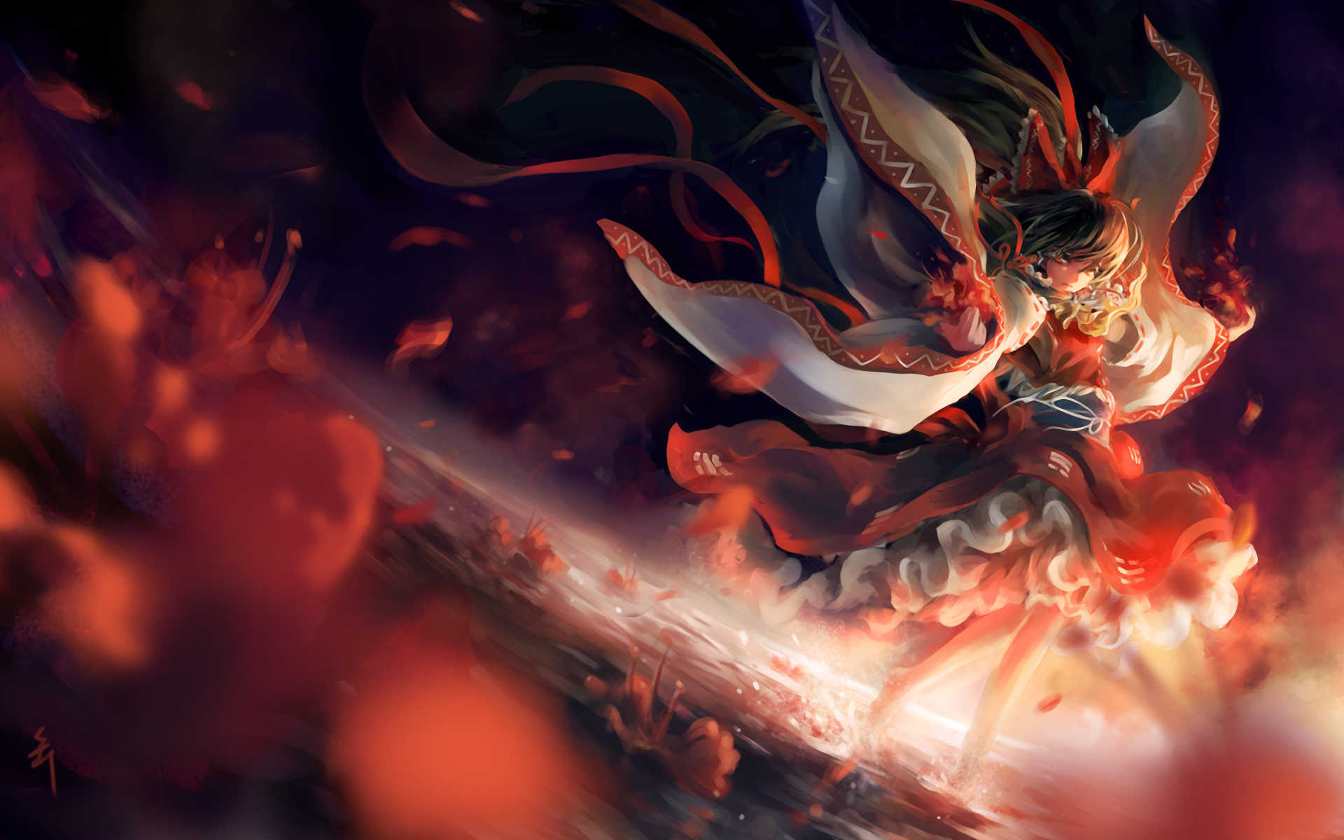 Touhou Wallpaper All Are Good Taste Most Are Epic In