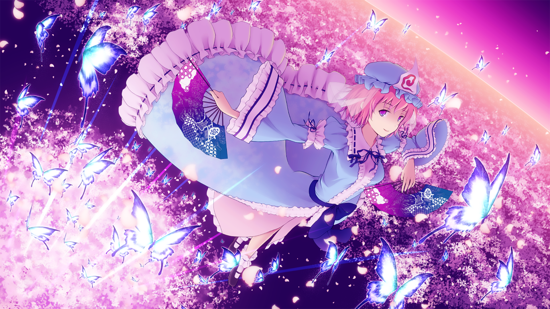Touhou Wallpaper And Scan Gallery
