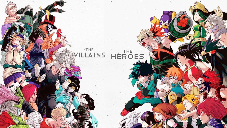 Ultra Hd My Hero Wallpaper 4k Academia