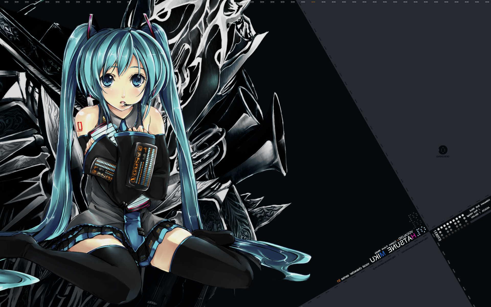 Ultra Hd Vocaloid Wallpaper #s2paw9e