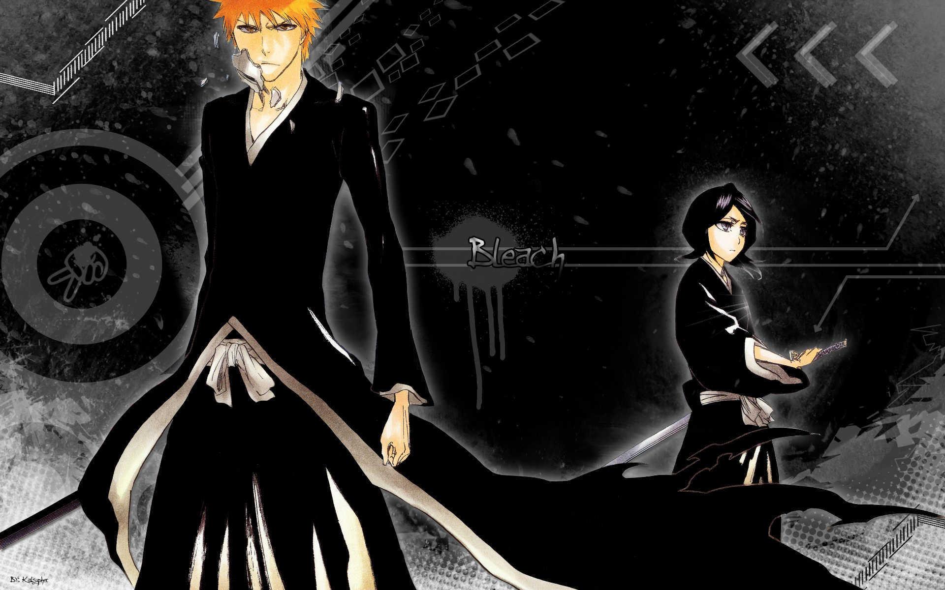 Unique Bleach Anime Wallpaper Download Design Anime Wallpaper Hd Free